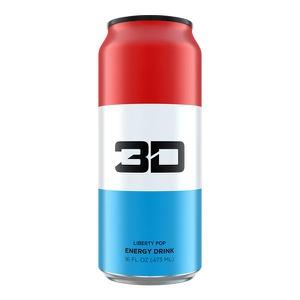 3D ENERGY DRINK Energy Drink