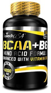 BIOTECH BCAA + B6