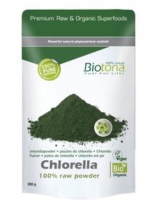 BIOTONA Chlorella Powder