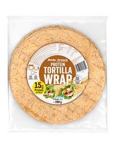 BODY ATTACK Protein Tortilla Wraps