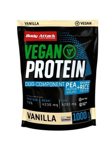 BODY ATTACK Vegan Protein 90