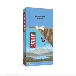 CLIF BAR Energy Bar 12x68g