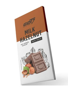 GOT7 Chocolate Bar (Milk Hazelnut, 75g)