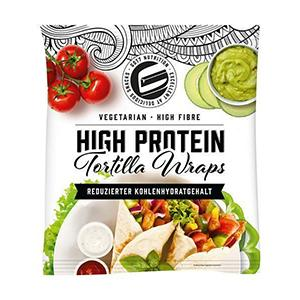 GOT7 High Protein Tortilla Wraps (280g)