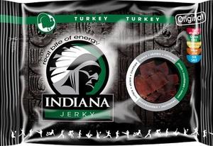 INDIANA JERKY Turkey Jerky
