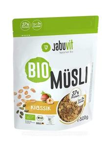 JABUVIT Bio Low Carb Muesli