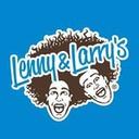 LENNY & LARRY'S logo