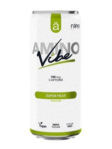 NANOSUPPS Ä Amino Vibe (Pear, 330ml)