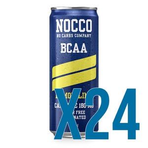 NOCCO BCAA 24x105mg (Germany's Edition)