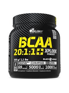 OLIMP SPORT NUTRITION BCAA Xplode Powder 20:1:1 (Cola, 500g)