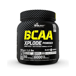 OLIMP SPORT NUTRITION BCAA Xplode Powder (Ice Tea Peach, 500g)