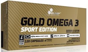 OLIMP SPORT NUTRITION Gold Omega-3 Sport Edition