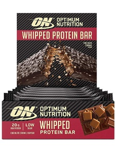 OPTIMUM NUTRITION Whipped Protein Bar 10x60g