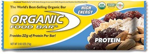 ORGANIC FOOD BAR Protein, BIO