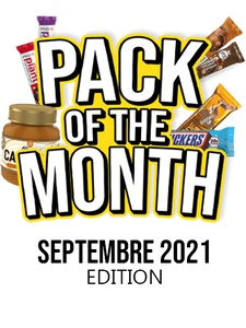 Pack of the Month (Septembre 2021)
