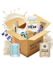 PACK White chocolate lovers (N1)