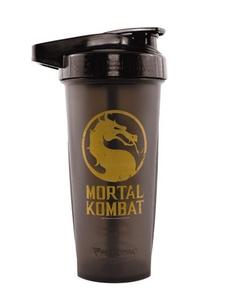 PERFORMA SHAKERS Activ Shaker (The Mortal Kombat Logo, 800ml)