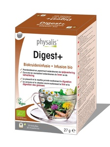 PHYSALIS Infusion Digest+