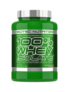 SCITEC NUTRITION Whey Protein Isolate