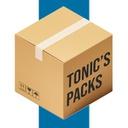 Tonic's Packs logo