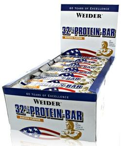 WEIDER 32% Protein Bar 24x60g