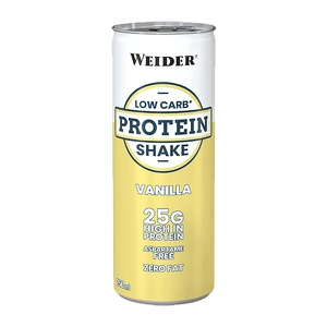 WEIDER Low Carb Protein Shake